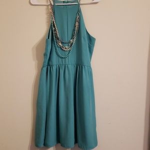 *5 for $18* Teal Everly Dress